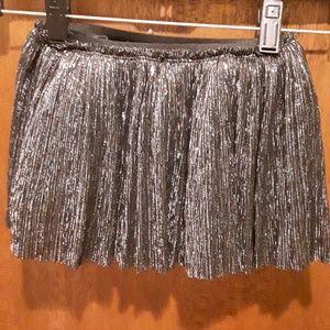 Halloween Black Skirt